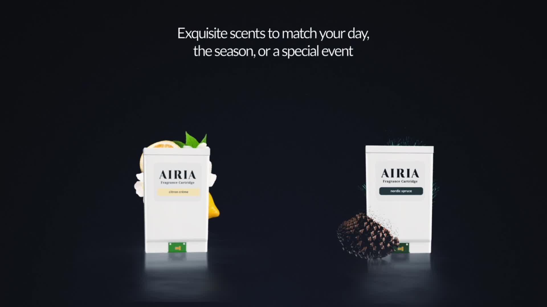 AIRIA Sizzle
