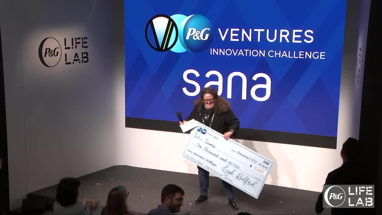 1/8 Ventures Winner